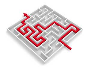 Berufungssuche im Labyrinth der Möglichkeiten